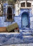 从摩洛哥的街道 图库摄影