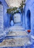 从摩洛哥的Streests 库存图片