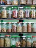 摩洛哥香料 库存图片