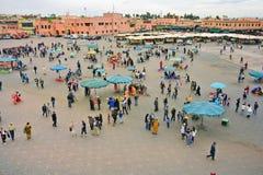 摩洛哥,马拉喀什 免版税库存图片