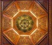 摩洛哥建筑学 库存图片