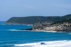 撒丁岛。肋前缘Verde 免版税库存图片