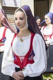 撒丁岛传统 免版税图库摄影