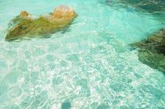 撒丁岛海运 免版税图库摄影