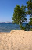 撒丁岛海运 免版税库存照片