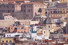 撒丁岛,卡利亚里 库存照片