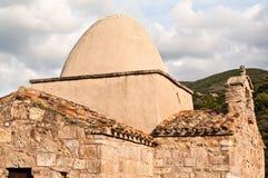 撒丁岛 努克西伊斯 库存图片