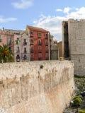 撒丁岛 卡利亚里 免版税库存照片