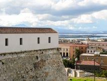 撒丁岛 卡利亚里 免版税库存图片