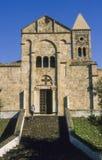 撒丁岛 圣朱斯塔 免版税库存图片