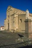 撒丁岛 圣朱斯塔 库存图片