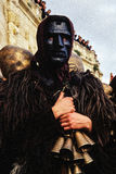 撒丁岛 狂欢节 免版税库存照片