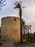 撒丁岛 阿尔盖罗- L'Alguer 图库摄影