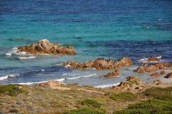 撒丁岛 库存图片