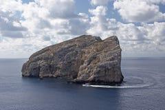 撒丁岛 库存照片