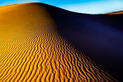 撒哈拉大沙漠沙子 库存图片