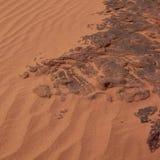 撒哈拉大沙漠风景  库存图片