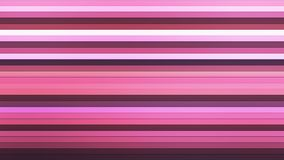 播放闪烁水平的高科技酒吧,紫色,摘要, Loopable, 4K 皇族释放例证