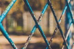 操刀铁金属的要素加工 自由的制约 免版税图库摄影