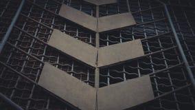 操刀铁金属的要素加工 自由的制约 库存图片