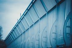 操刀铁金属的要素加工 自由的制约 免版税库存图片