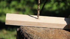 操练钻木木匠,产业,木匠业 股票录像