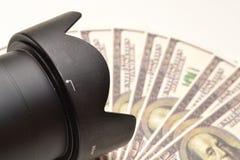 收入互联网 免版税库存照片