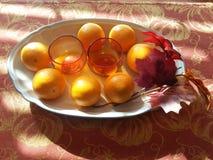 收获的果子 免版税库存照片