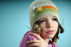 收集模型存在的春天年轻人 图库摄影
