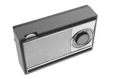 收音晶体管 库存照片