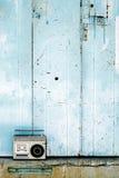收音机Cassete 免版税库存照片