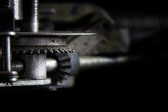 改变的齿轮 免版税库存照片