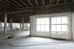 改造建筑现有的改善 免版税图库摄影