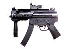 攻击枪 免版税库存图片