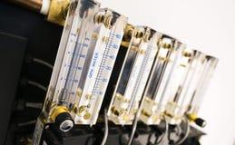 放射性核素综合和同位素生产的回旋加速器复合体 库存图片