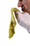 放射性袜子 免版税图库摄影
