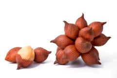 放弃热带水果 免版税库存照片