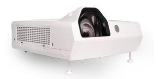 放映机多媒体白色颜色 图库摄影