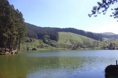 放松与自然 免版税库存照片