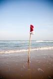 放松的圣诞老人 免版税图库摄影