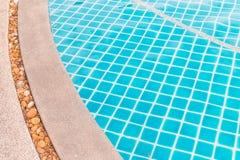 放松的水池 图库摄影