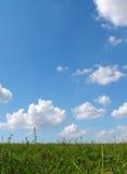 放牧天空 免版税图库摄影