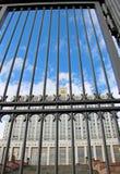 政府俄国议院,莫斯科,俄罗斯 库存照片