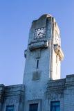 政府大厦钟楼  免版税库存照片