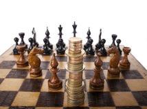 财政战略 库存照片