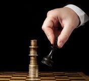财政战略 免版税库存图片