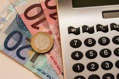 财政状态 图库摄影