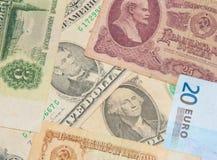 财政超级大国 库存照片