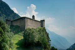 故事书城堡 库存图片