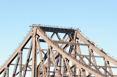 故事桥梁-布里斯班昆士兰澳大利亚 免版税库存图片